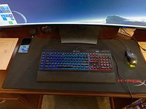 Corsair K55 RGB Keyboard for Sale in Bakersfield, CA
