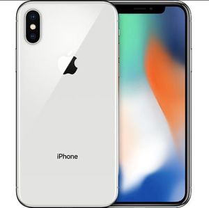 iPhone X 64 gb Unlocked for Sale in Salt Lake City, UT