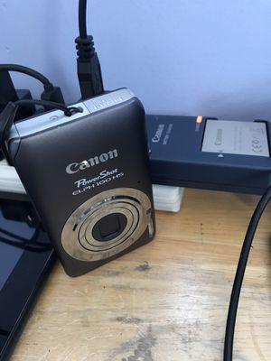 Canon Powershot ELPH 100 HS for Sale in Laurel, MD