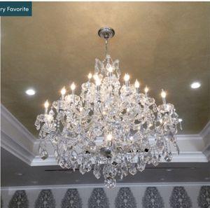 28 Light Crystal Chandelier (Astoria Grand) for Sale in Alexandria, VA