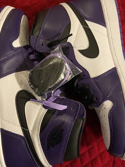 Jordan 1s Court Purple for Sale in Indianapolis,  IN