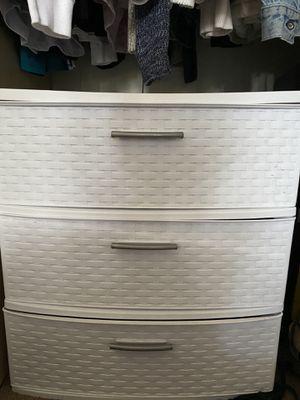 Clothes storage container for Sale in Santa Clara, CA