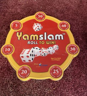 Games - Peg Poker, Dominoes, YamSlam, Spontuneous, and Hoopla for Sale in Sacramento, CA