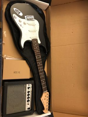 Spectrum Electric Guitar Pack for Sale in Las Vegas, NV