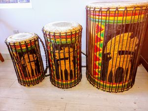 Dun Dun dun Drums for Sale in Mountain View, CA