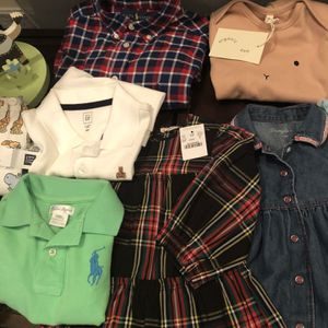 Baby Toddler Clothes High End NWT for Sale in Falls Church, VA