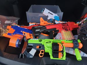 Nerf guns for Sale in Ham Lake, MN