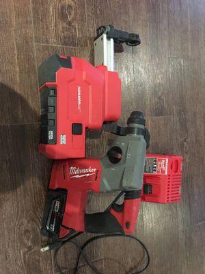 Milwaukee fuel m18 rotary hammer for Sale in Alexandria, VA