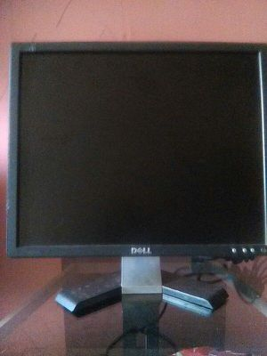 Dell 20inches monitor with PC port no cords $25 for Sale in Washington, DC