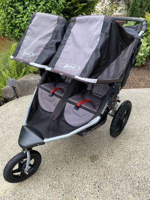 BOB Double Jogger / Stroller (excellent cond!) for Sale in Camas, WA