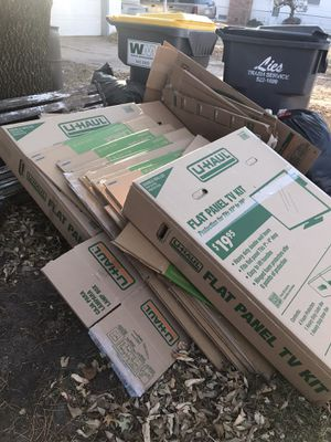 Moving boxes for Sale in Wichita, KS