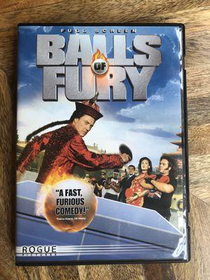 Balls Of Fury (DVD) Full Screen for Sale in Houston, TX
