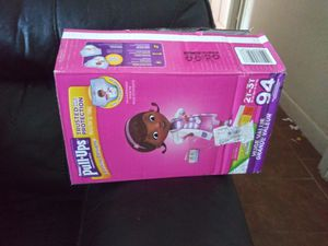 Huggies pullups size 2t-3t for Sale in Fort Worth, TX