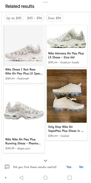 Woman's Nike Air Plus LX for Sale in Irmo, SC