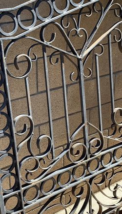Wrought Iron Gate for Sale in Fullerton,  CA