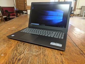 New i3 Laptop; Lenovo Ideapad 330-15ikb 81de, i3-8130u CPU, 8GB RAM, 128GB SSD, Windows 10 Home for Sale in Newark, OH