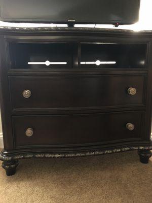 Espresso media chest for Sale in Chillum, MD