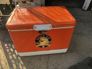 Metal cooler for Sale in Lynn, MA