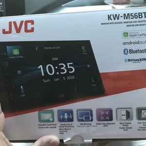 JVC KW-M56BT Headunit for Sale in Laredo, TX