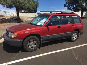 2000 Subaru Forester for Sale in Menifee, CA