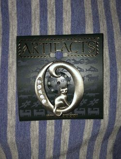 New on card Artifacts Cat lover brooch/pin for Sale in Suwanee,  GA