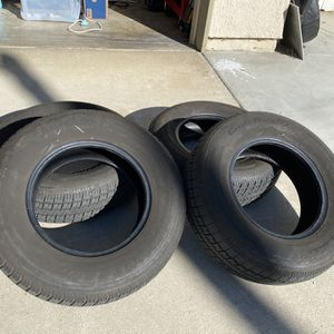 Trailer Tires ST205/75R14 for Sale in Grand Terrace, CA