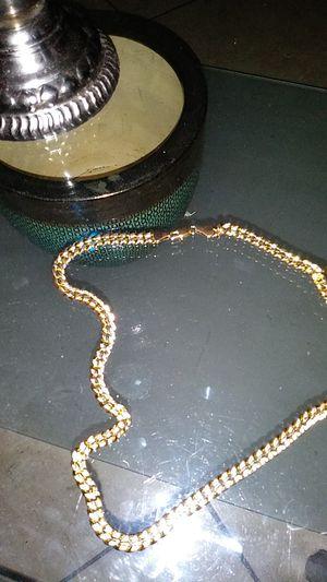 18K Gold Chain for Sale in Glendale, AZ