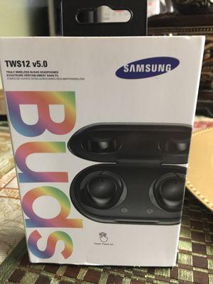 Samsung Galaxy Ear Buds New inbox for Sale in Rancho Cucamonga, CA