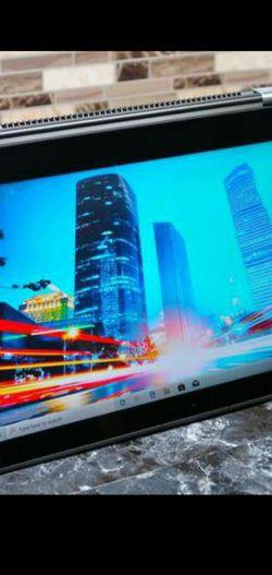 LENOVO FLEX 3 TOUCHSCREEN 2 IN 1 LAPTOP 12inch, 500GB HD, 4gb Ram, Windows 10 for Sale in Beverly Hills,  CA