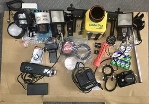 Diving camera and video equipment. for Sale in Renton, WA