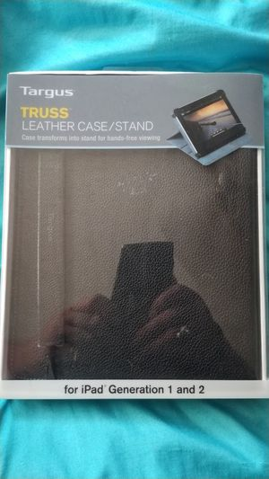 iPad gen 1 & 2 case w/stand for Sale in Hudson, NY