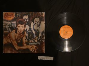 David Bowie Diamond Dogs Vinyl Record for Sale in San Diego, CA