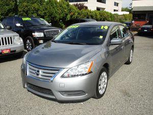 2014 Nissan Sentra for Sale in Lynnwood, WA