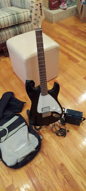 Kids first act electric guitar for Sale in Oakdale, NY