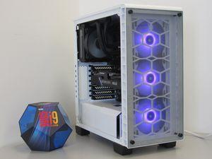 * FINANCING + BRAND NEW* Custom Build Top Of The Line Gaming Desktop Computer PC Intel Core i9-9900K 16GB RAM 1TB NVMe SSD NVIDIA RTX 3070 (8GB) Win10 for Sale in Rialto, CA