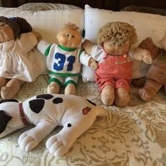 Vintage Cabbage patch Dolls for Sale in Midlothian, VA