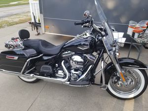 2016 harley davidson road king for Sale in Martin, OH