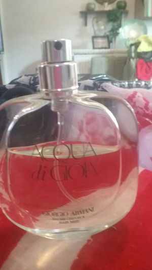From Giorgio Armani Acqua di Gioia hair mist for Sale in Granite City, IL