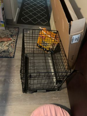 Small dog crate for Sale in Hayward, CA