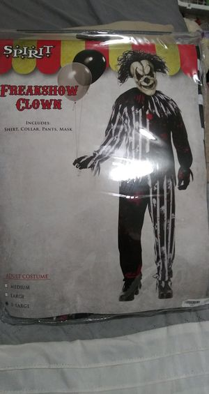Freakshow Clown for Sale in Los Angeles, CA