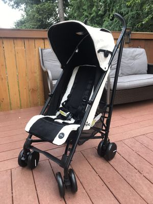 MIMA BO - luxury Real leather umbrella stroller - like NEW for Sale in Federal Way, WA