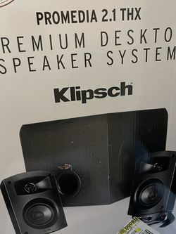 Klipsch 2.1 Speakers for Sale in IL,  US