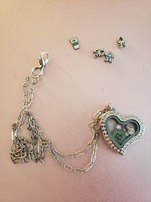 Charm necklace for Sale in Rancho Santa Margarita, CA
