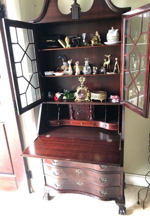 Vintage secretary desk for Sale in Oakland Park, FL