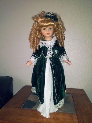 Porcelain doll for Sale in Holladay, UT