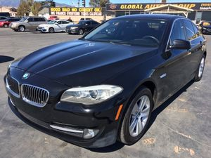 2012 BMW 5 Series for Sale in Fontana, CA
