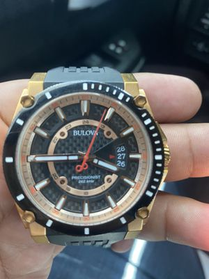 Bulova Precisionist Watch (need to sell fast) for Sale in Midland, TX
