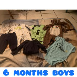 6 months boys bundle for Sale in Fresno, CA