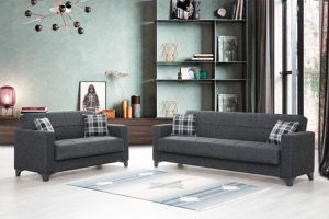 Sofa or love seat converts to a bed starting @ $399 $1 down no credit check financing for Sale in Massapequa, NY