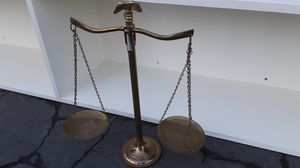 Vintage weigh scale for Sale in Garden Grove, CA